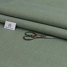 Haaris Imaan Soft Plain Linen Look Upholstery