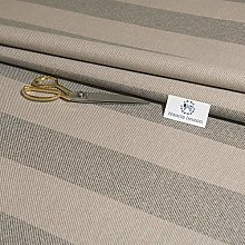 Haaris Imaan Vertical Striped Upholstery Fabric,