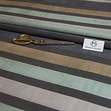 Haaris Imaan Vertical Striped Upholstery Fabric,