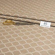 Haaris Imaan Woven Geometric Upholstery Fabric by