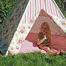 HAB & GUT -ZK001- TEEPEE indoor Indian Tent for