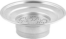 HABI 447 Colander Scope, 15 cm, Aluminium, Silver