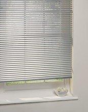 Habitat 25mm Aluminium Venetian Blind - Silver