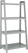 Habitat 4 Tier Ladder Storage Unit - Grey