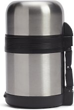 Habitat 600ml Stainless Steel Vacuum Food Flask