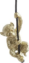 Habitat Animal Light Pull - Gold