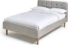 Habitat Aspen Small Double Bed Frame - Grey