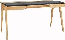 Habitat Beckett 2 Drawer Large Desk - Oak