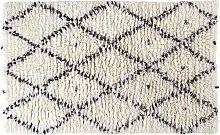 Habitat Berber Flatweave Wool Rug - 80 x 130cm -