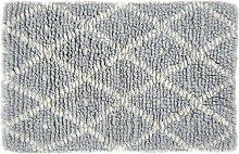 Habitat Berber Flatweave Wool Rug - 80x130cm -