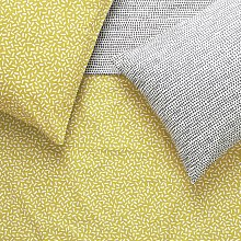 Habitat Betsy Yellow Reversible Bedding Set -