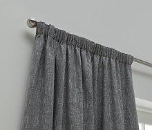 Habitat Blackout Lined Pencil Pleat Curtains -