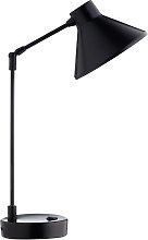 Habitat Bobby Desk Lamp - Black