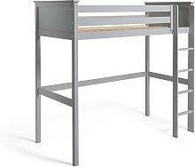 Habitat Brooklyn High Sleeper Bed Frame - Grey