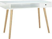 Habitat Cato Large Desk - White