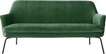 Habitat Celine 2 Seater Velvet 2 Seater Sofa -