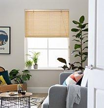 Habitat Daylight Bamboo Roller Blind - 4ft -