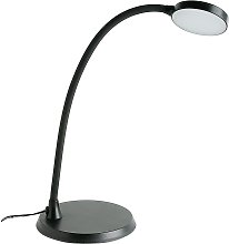 Habitat Dotty LED Desk Lamp - Black