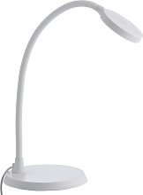 Habitat Dotty LED Desk Lamp - White