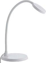Habitat Dotty LED Desk Lamp - White