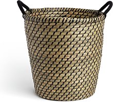 Habitat Eden Wicker Basket - Multicoloured
