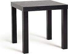 Habitat End Table - Black