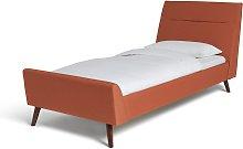 Habitat Finn Single Bed Frame - Orange