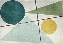 Habitat Forma Wool Rug - 170x240cm - Multicoloured