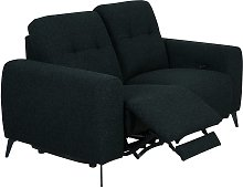 Habitat Ghost 2 Seater Fabric Recliner Sofa -