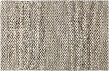 Habitat Gibbins Cotton Flatweave Rug - 160x230cm -