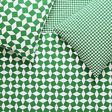 Habitat Green Donna Bedding Set - Single