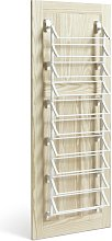 Habitat Hanging 10 Shelf Shoe Storage Rack - White