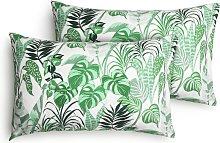 Habitat House Plants Housewife Pillowcase Pair -