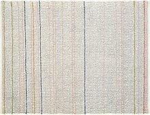 Habitat Immy Wool Flatweave Rug - 170x240cm - Grey