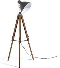 Habitat Industrial Tripod Floor Lamp