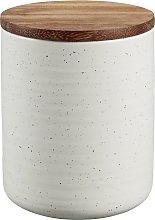 Habitat Kahala Medium Storage Jar - White