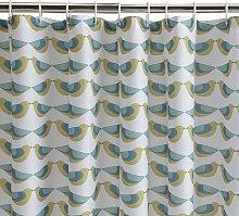 Habitat Kissing Birds Shower Curtain -