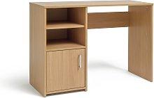 Habitat Lawson Office Desk - Oak Effect