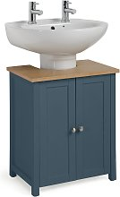 Habitat Livingston Under Sink Unit - Blue
