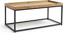 Habitat Loft Living Coffee Table - Oak Effect