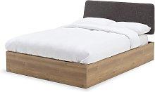Habitat Loft Living Kingsize Ottoman Bed Frame -