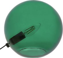 Habitat Louie Table Lamp - Green