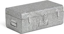 Habitat Medium Galvanised Steel Storage Trunk -