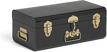 Habitat Medium Storage Trunk with Brass Handles -