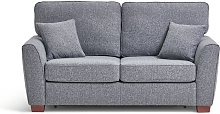 Habitat Milford Fabric Sofa Bed - Grey