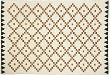 Habitat Mohan Cotton Flatweave Rug - 160x230cm -