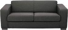 Habitat New Ava 2 Seater Fabric Sofa Bed - Charcoal