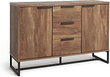 Habitat Nomad Large Sideboard - Oak Effect