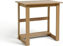 Habitat Office Desk - Beech Effect