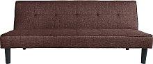 Habitat Patsy 3 Seater Fabric Clic Clac Sofa Bed -